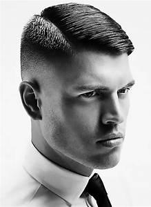 Raie Sur Le Coté Homme : coiffure homme noir avec raie ~ Melissatoandfro.com Idées de Décoration