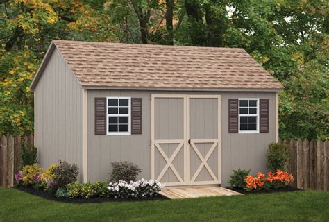 wood shed  year