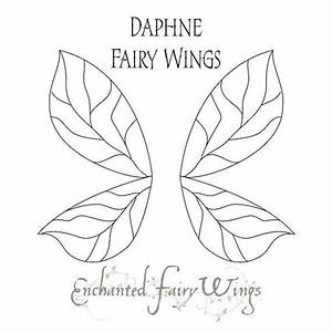 Pdf Download Pattern And Tutorial For Fairy Wings Daphne