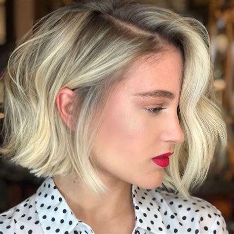 nowy fryzura bob  fryzura