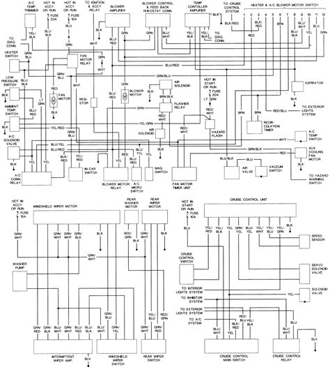 280zx Engine Diagram by Wrg 2262 280z Wiring Diagram Lights