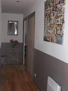 conseil deco couloir With attractive couleur peinture couloir sombre 9 conseils deco decoration couloir etroit