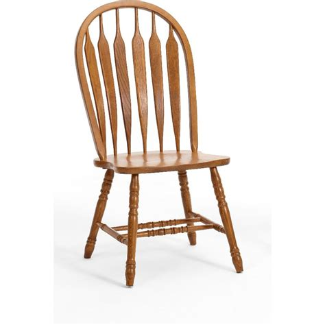 country oak dining room chair  turned legs classic