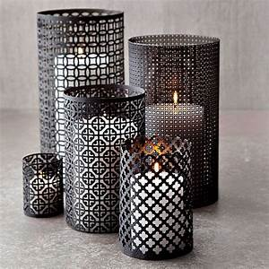 153 best images about punched tin on pinterest primitive With what kind of paint to use on kitchen cabinets for aluminum candle holders