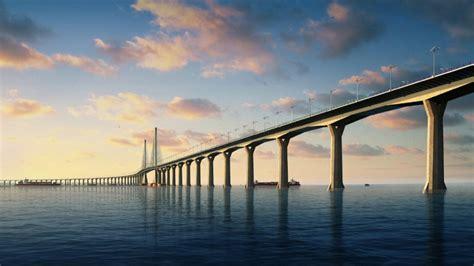hong kong macau bridge hong kong zhuhai macau bridge one of the bridges