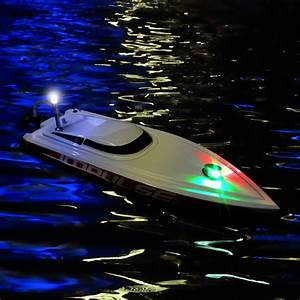 Boat Light Package With Stern Pole  U0026 Bow Lights