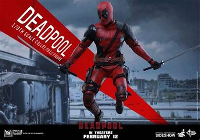 Deadpool Toys Marvel Scale Figure Action Sideshow