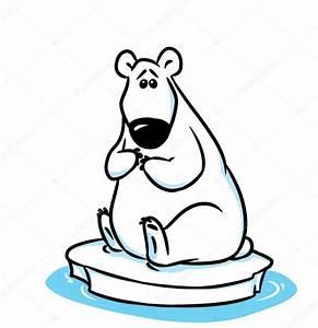 Pole Position Dessin Animé : ours polaire banquise du p le nord dessin anim photo 105872066 ~ Medecine-chirurgie-esthetiques.com Avis de Voitures