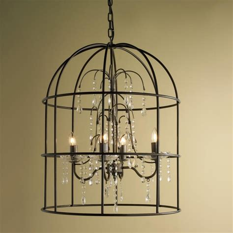 birdcage chandelier chandeliers by shades of light