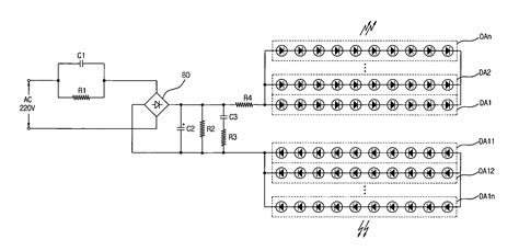 Patent Ballast Circuit For Led Lamp
