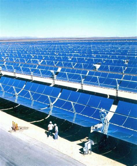 Развитие солнечной энергетики в штате калифорния может изменить всю энергосистему сша