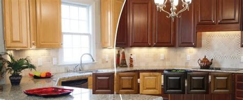 kitchens with hardwood floors renew refinish wood cabinets and floors 6626