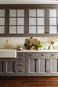 Meuble Cuisine Haut Ikea : meuble haut de cuisine pas cher 3 cuisine grise petite ~ Dailycaller-alerts.com Idées de Décoration