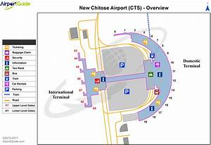 New Chitose Airport - Rjcc - Cts