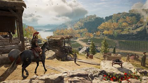 'assassin's Creed Odyssey' Feels Like It Could Be The