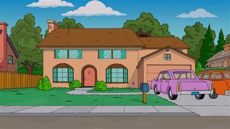 Casa Homer by La Casa De Los Simpsons No Est 225 En Springfield Est 225 En