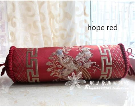 fashion luxury vintage candy pillow sofa cushion pillow cylindrical nap pillow long cushion core