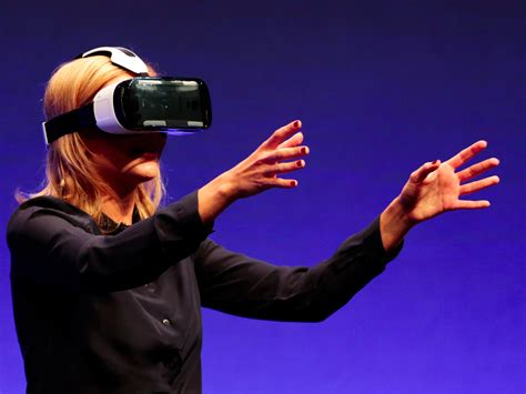 Virtual Reality Can't Get Rid Of Its Dork Factor  Business Insider