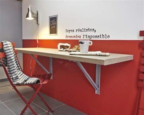 poser plan de travail cuisine comment poser un plan de travail sans meuble