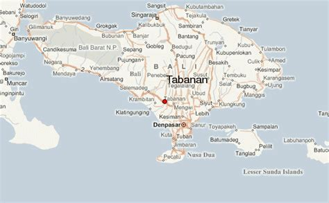 tabanan location guide