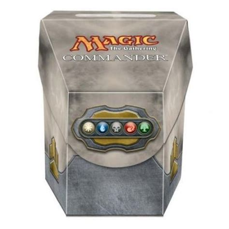Ultra Pro Edh Deck Box by Ultra Pro Mtg Commander Deck Box Up82783 Deck Boxes