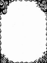 Gothic Border Clip Art