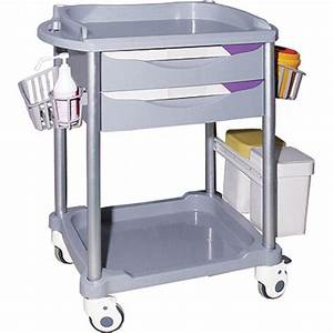 Abs Medication Trolley