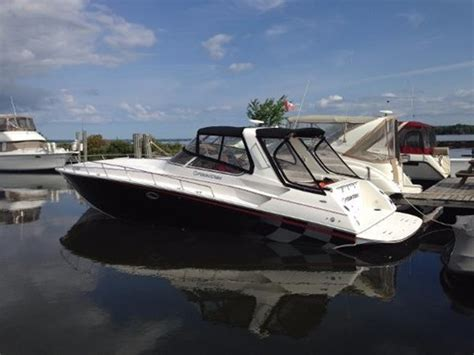 fountain  express cruiser   boat  sale  ft