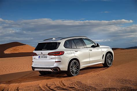 2019 Bmw X5 Breaks Cover As Bigger, Meaner Suv Autoevolution