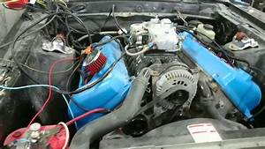 69 Mustang With Carbed 4 6 Dohc
