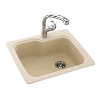 Swanstone Kitchen Sink Accessories by Swanstone Kssb 2522 059 Single Bowl Kitchen Sink Tahiti