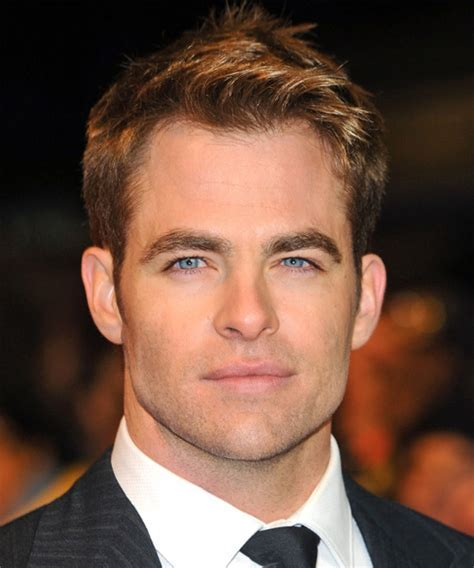Chris Pine Hairstyles for 2018   Celebrity Hairstyles by