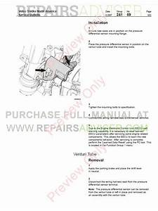 Volvo Truck Operator S Manual Maintenance And Engine Pdf