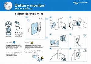 Victron Battery Monitor Bmv700 Quick Install Guide