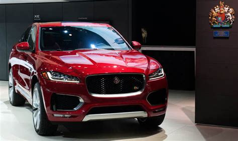 Reviewed Jaguar F Pace The Firms Tallest Car To Date