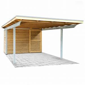 Carport Aus Holz : die besten 25 carport aus stahl ideen auf pinterest stahlschuppen carport aus holz und ~ Orissabook.com Haus und Dekorationen