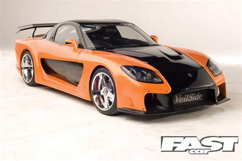 10 Best Fast And Furious Cars