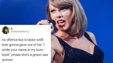 nice Taylor Swift Hater Gets KICKED Off Twitter for ...
