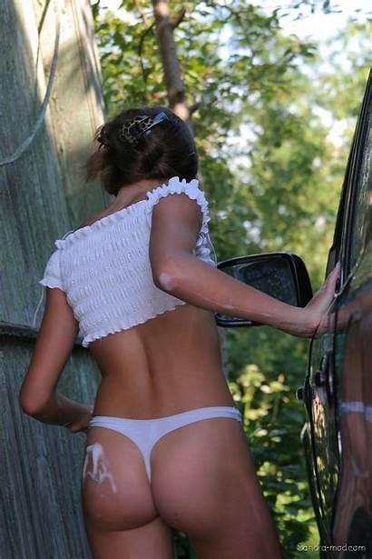 Sandra Orlow Models Bikini Micro Teen Ff