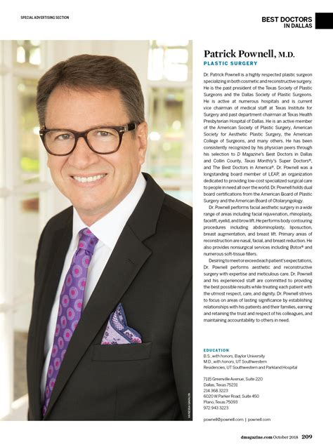 patrick pownell md pa plastic cosmetic surgery