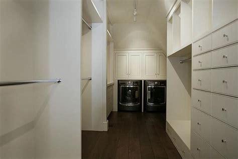 har closets master bedroom closet washer dryer in