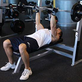 Decline Bench Grip Triceps Press by Decline Grip Bench To Skull Crusher Exercise Guide