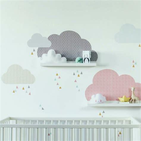 Kinderzimmer Deko Wolken by Kinderzimmer Deko Rosa