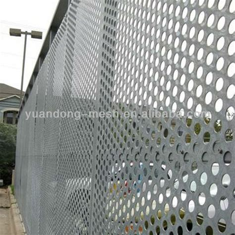 Perforated Metal Fence,Perforated Metal Sheet (factory