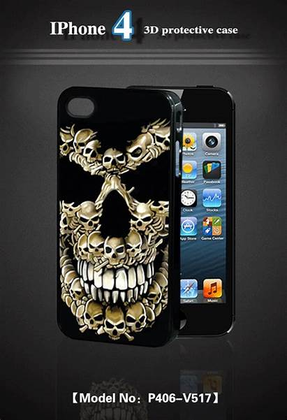 Effect Visual Mobile Case 4s Phone Protection