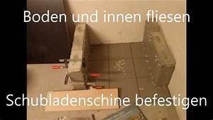 Schublade Selber Bauen : mit schublade youtube new waschmaschinen unterbau selber bauen ~ Orissabook.com Haus und Dekorationen