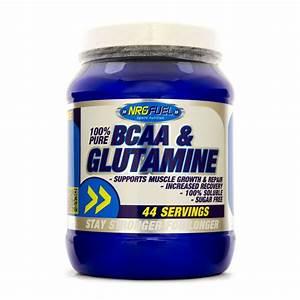 Nrgfuel 100  Bcaa  U0026 Glutamine