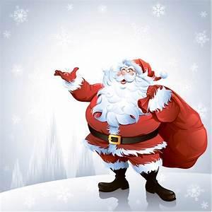 Santa Claus | Vector Graphics Blog