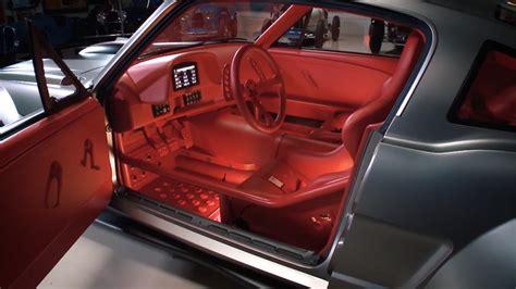 hp vicious  ford mustang jay lenos garage