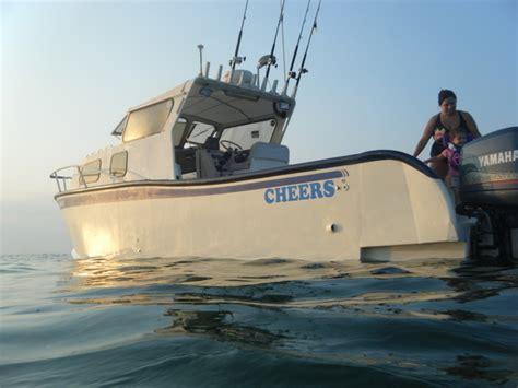 Catamaran Hull Fishing Boats by 29 Island Boat Aluminum Catamaran 2001 200hp Yamaha Ox66